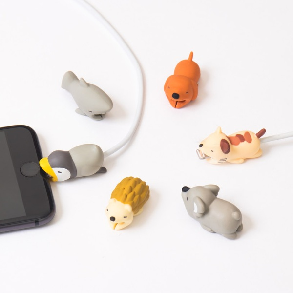 Cable Bites – the little animals helping to save your cords