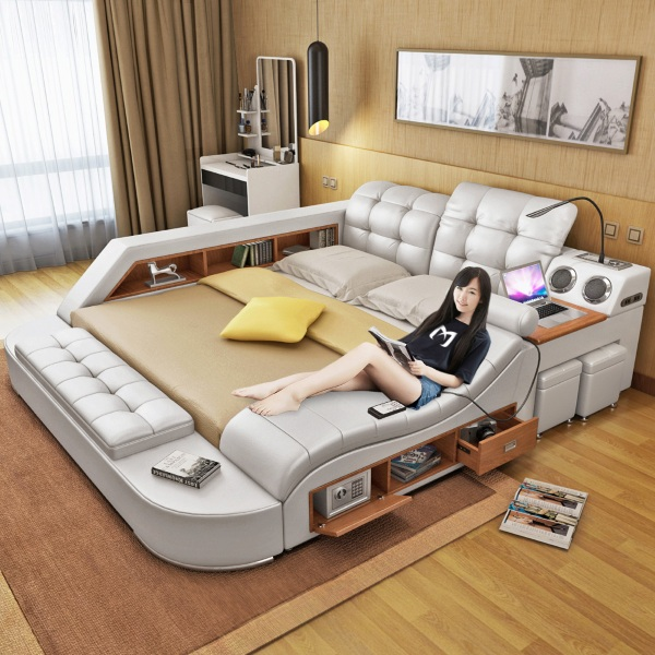 Bed Surround Set Up – stay in bed with this cool piece of furniture