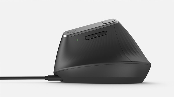 MX Vertical – a new take on the classic computer mouse