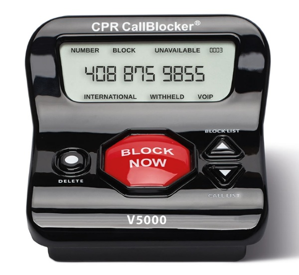 Robocall Blocker – don't let another robocall ruin dinner