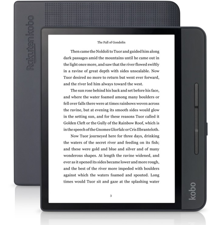 Koba Forma – this lightweight e-reader offers it all