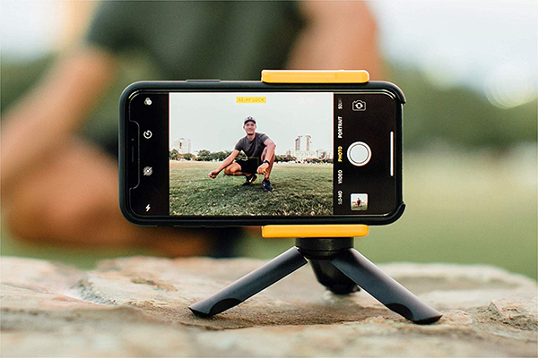 Take Better Pictures with The Adonit PhoneGrip!