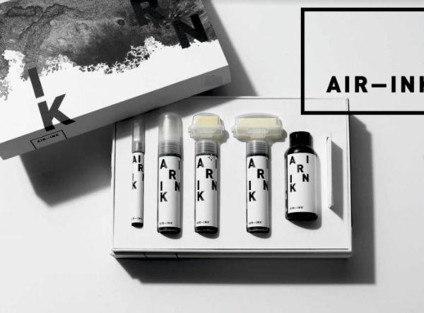 Air-Ink – this ink was made from pollution