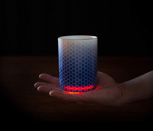 Self Heating Smart Mug – the tea in this cup will never cool