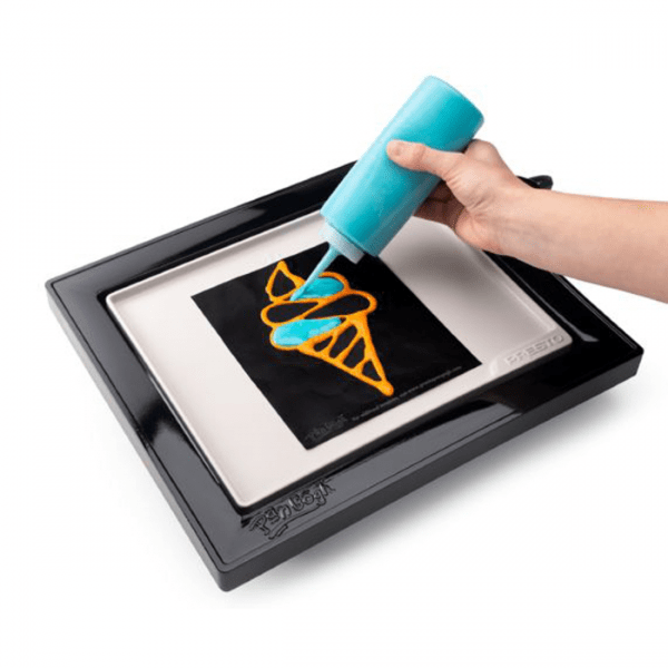 PanGogh Pancake Art Griddle – make breakfast a work of art