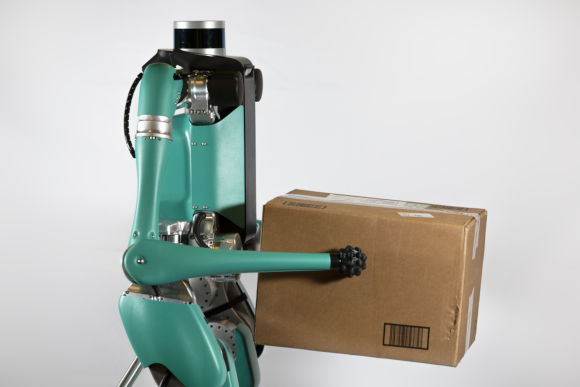 'Digit' from Agility Robotics: is this your new delivery guy….er robot?