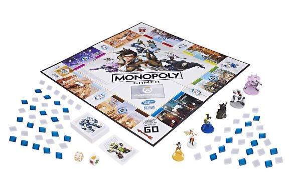 Monopoly Overwatch Collector's Edition – Blizzard creates Monopoly version of Overwatch for the fans