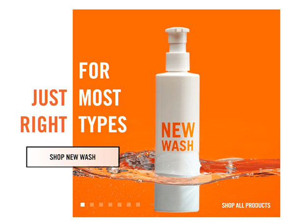 New Wash – Forget the shampoo and go totally natural clean