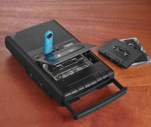 Cassette to Digital Converter – save ALL the mix tapes
