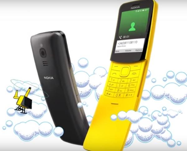 Nokia 8110 – it's the Matrix phone