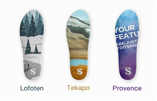 Fix Your Shape with the Sennofit Custom Insoles