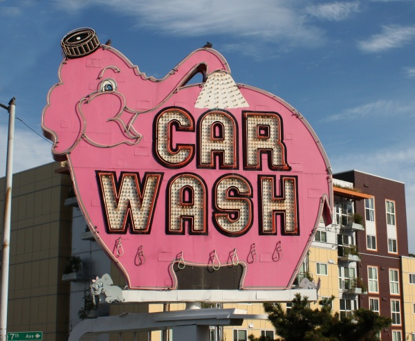 Car Washes Are Better For the Environment – paying a bit helps save the planet