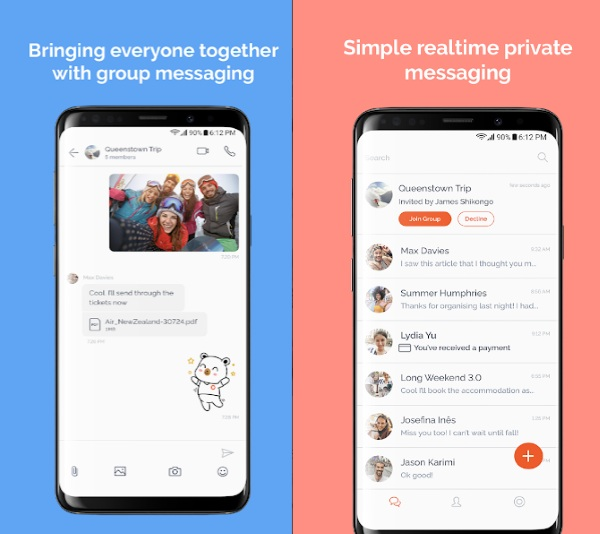 Sylo – the private messenger option