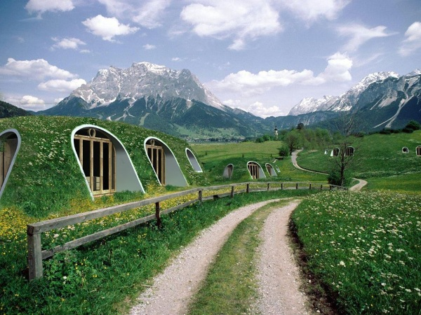 Green Magic Homes – hobbit homes for people who care