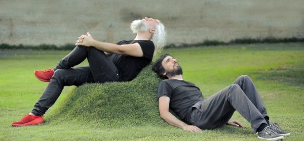 Terra – grow your own lawn seating this year