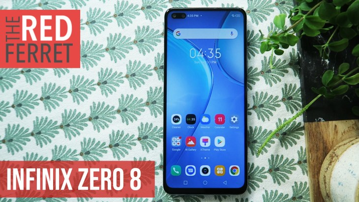Infinix Zero 8 – This $220 phone is a Gaming Beast! [REVIEW]