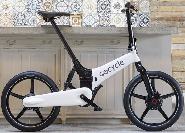 Gocycle G4 – the world's most stylish e-bike continues the trend
