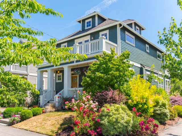 Enhance home's exterior by boosting curb appeal to bring in multiple offers