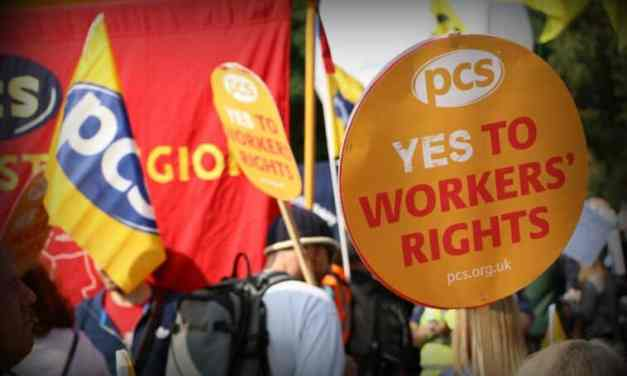 PCS Conference: New pay ballot requires rank and file organisation to win