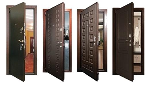 Как выбрать качественную металлическую входную дверь