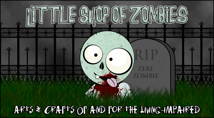Little Shop of Zombies