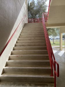picture of a staircase
