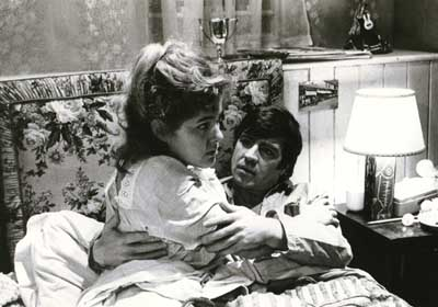 Lynn Redgrave and Alan Bates in the 1966 film, 'Georgy Girl'. Photo Courtesy of Redgrave.com