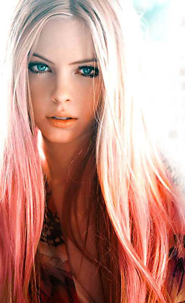 Red blonde hair extensions gallery hair extension hair dye blonde hair red hairsstyles blonde and red dip dye hair extensions indian remy pmusecretfo gallery pmusecretfo Choice Image