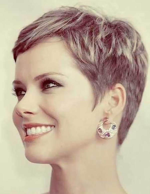 Pixie haircuts for women, hairstyles for fall