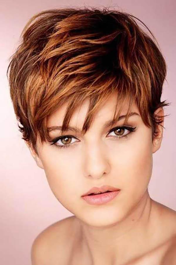 Our Favorite Hairstyles for Fall, short, medium and Long. | Red ...