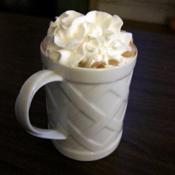 Recipe: A Mug of Hot Chocolate: No Mix Required   Red-Handled Scissors