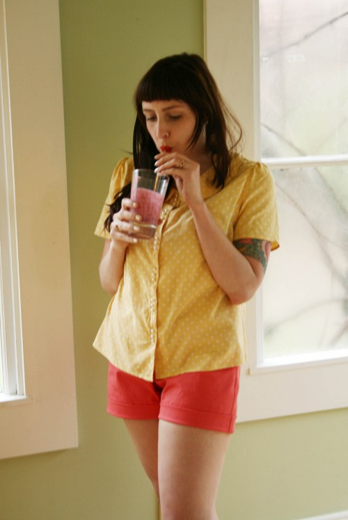 Friday Internet Crushes: Some Spring in my Step | Red-Handled Scissors