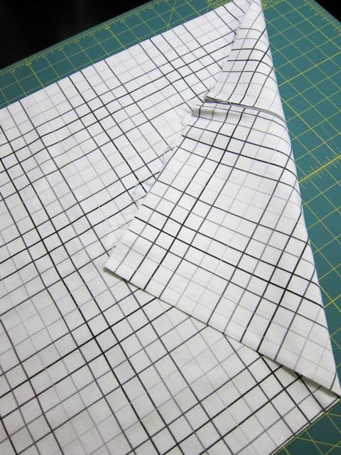 Tutorial: Pillowcase Pencil Skirt