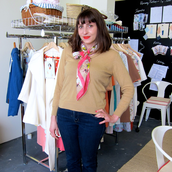 Friday Internet Crushes: Portland Craft Party | Red-Handled Scissors