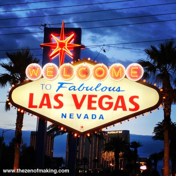 Sunday Snapshot: CHA Summer 2013 Las Vegas Highlights   Red-Handled Scissors