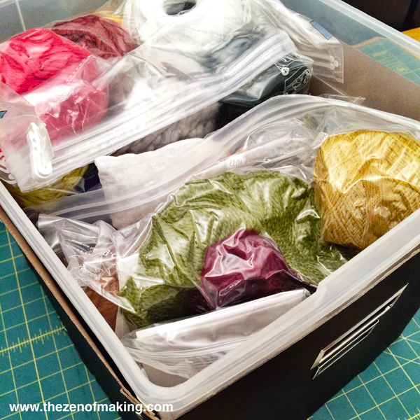 Clothes Moths: How to Save Your Yarn Stash, Fabric, Wardrobe, and Sanity During an Infestation | Red-Handled Scissors