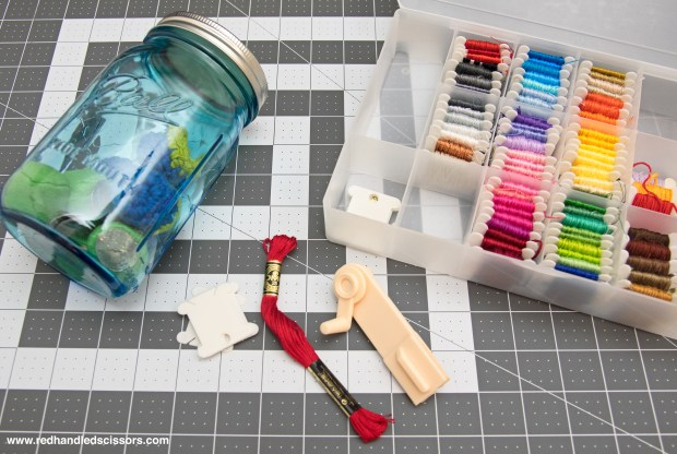 Video Tutorial: Organize Your Embroidery Floss