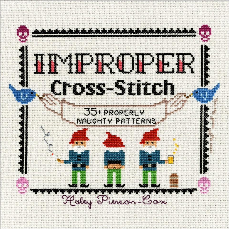Improper Cross-Stitch, by Haley Pierson-Cox