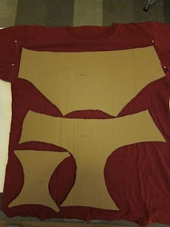 Tutorial: Upcycle a T-Shirt to Underpants   Red-Handled Scissors