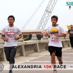 Ikut dalam ajang Alexandria 10K Run 2015