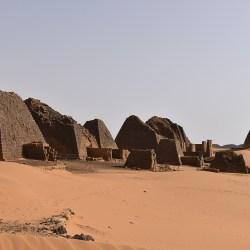 Piramida Meroe di Shendi, Warisan Leluhur Bangsa Sudan