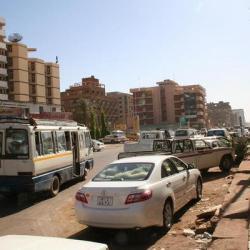 Keadaan Kota Khartoum