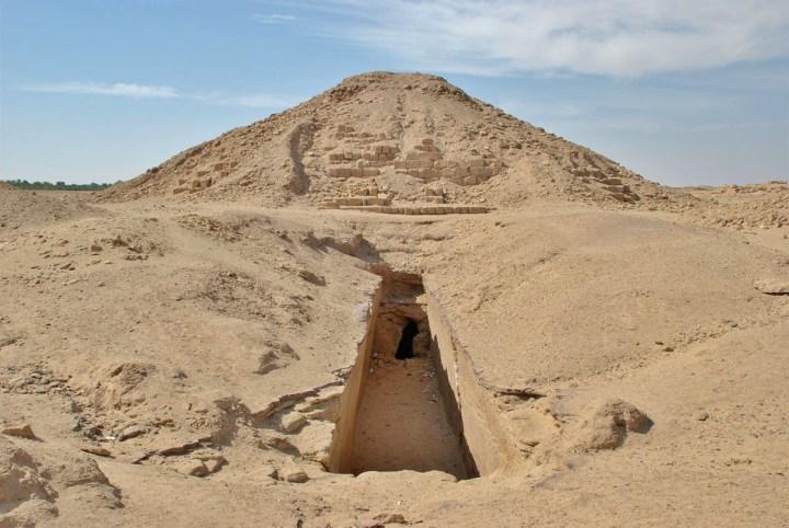 el kurru pyramids