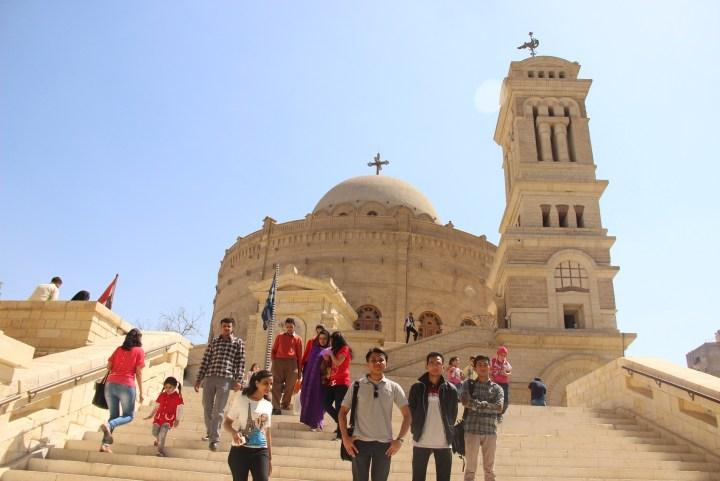 Gereja Saint George di Old Cairo
