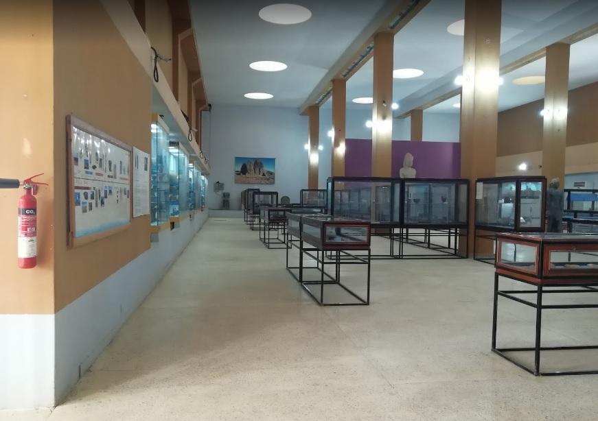 Main Hall Sudan National Museum