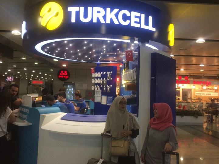 Internet provider, Turkcell
