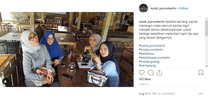 Suluk Cafe Purwokerto