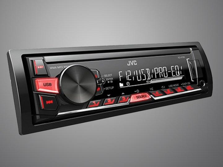 Kondisi interior - CD MP3 Player
