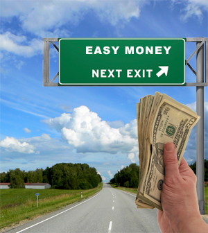 Make Money - all you have to do is mention Red Hawk Estates!