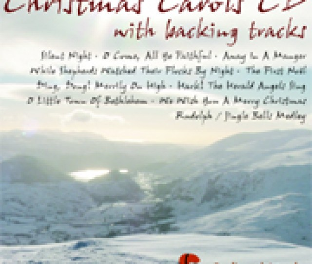 Christmas Carols Cd By Sheila Wilson